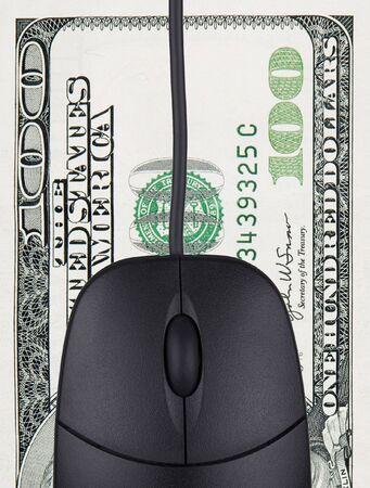 make money: Make Big Money Online Stock Photo