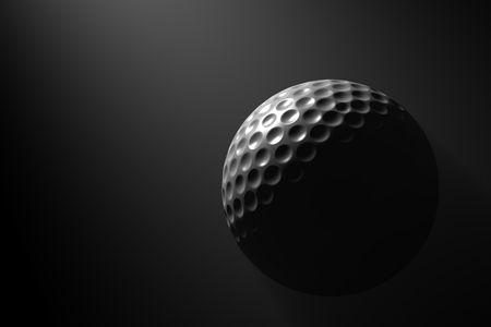 golfball Stock Photo