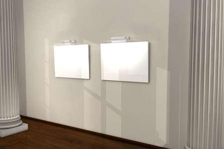 Museum / Galerie Stock Photo - 2864357