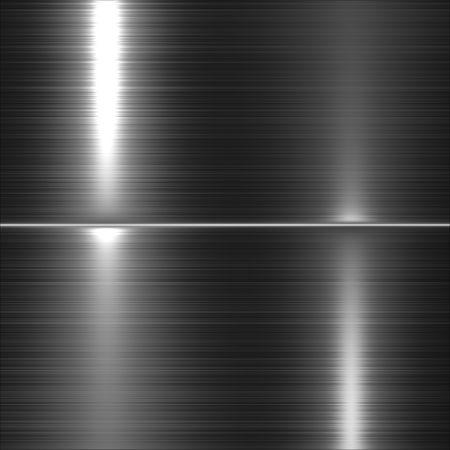specular: Textura de metal de plata de fondo Foto de archivo