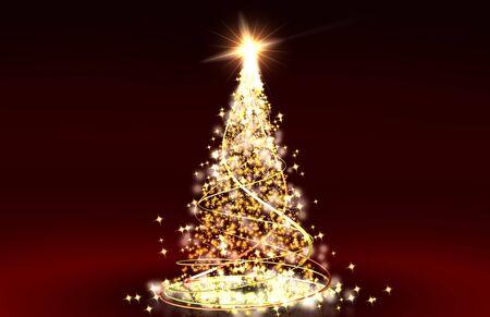 christmas stars Stock Photo - 5689382