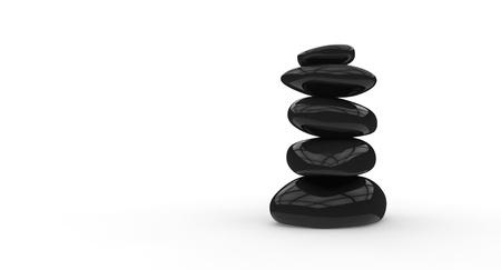 black onyx: Five Beautiful Stones
