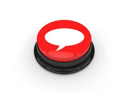 Press the red button for conversation