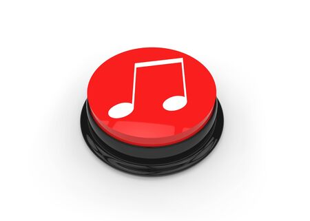 Press the red button to hear music