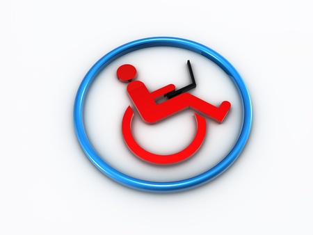 assistive: Section 508 accessibility disability Stock Photo