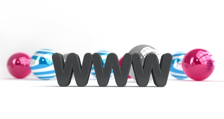 World Wide Web Stock Photo - 17432992