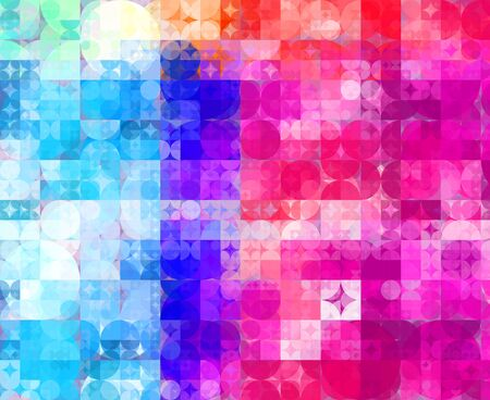 Beautiful abstract background of pink purple blue 写真素材