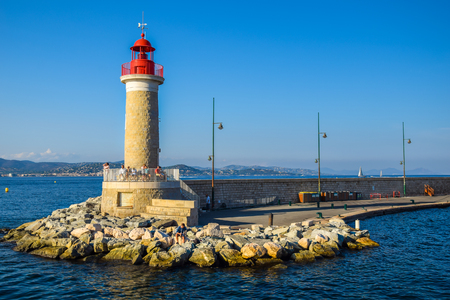 Saint-Tropez lighthouse