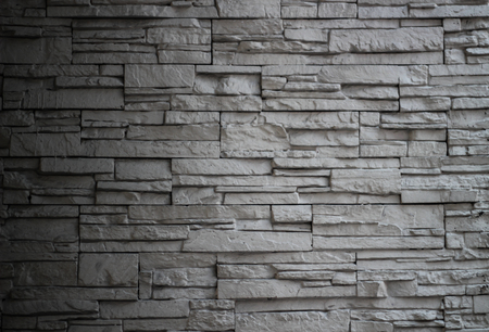 Gray color stone wall background Stok Fotoğraf