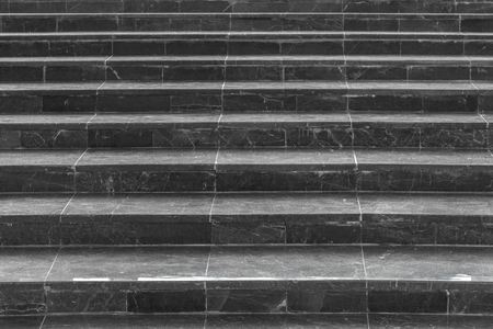 Gray, bright circular marble staircase Stok Fotoğraf