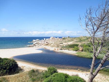 Sardinia Shoreline Beautiful Coast photo