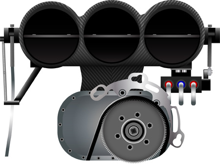 Supercharger for Racing