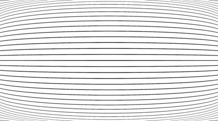 Thin linear futuristic stripped pattern vector design. Иллюстрация