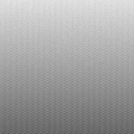 Black and white zig zag pattern vector design. Optical illusion stripped linear background.