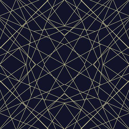 Seamless geometric pattern vector design. Vetores