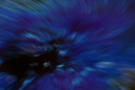 Blue Moving Abstract Imagens
