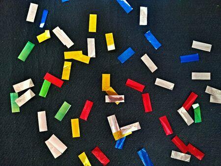 color: Paper color Stock Photo
