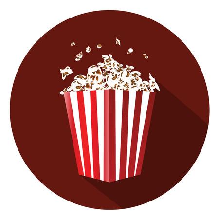 popcorn: Popcorn icon