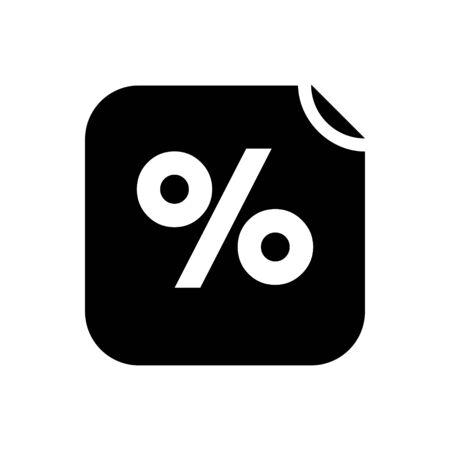 tag label: tag label percent icon.