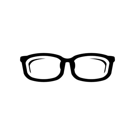 glasses  icon Stock Illustratie