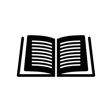 read magazine: Open book icon