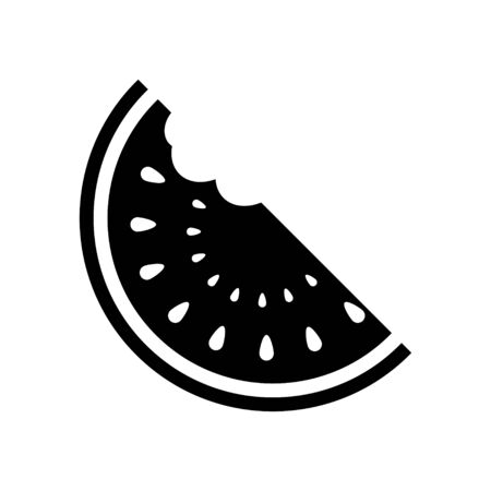 watermelon slice: watermelon icon