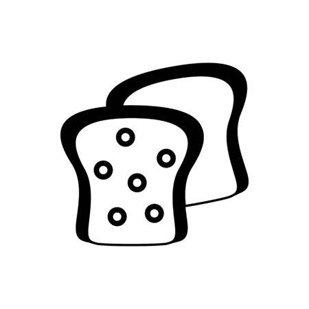 toasted: toast  icon