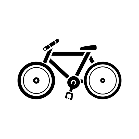 pedaling: Bicycle icon.