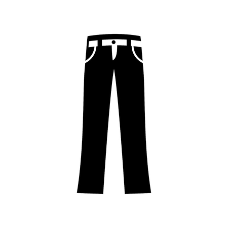 trouser: trousers icon