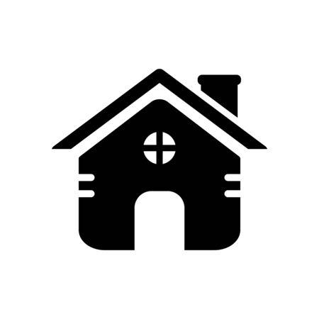 icone maison: Accueil icon. Bouton de page d'accueil