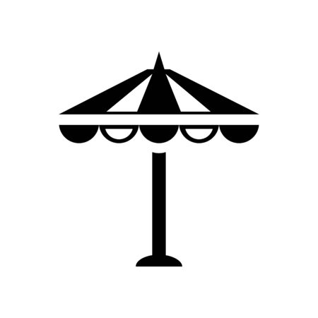 parasol: parasol  icon Illustration
