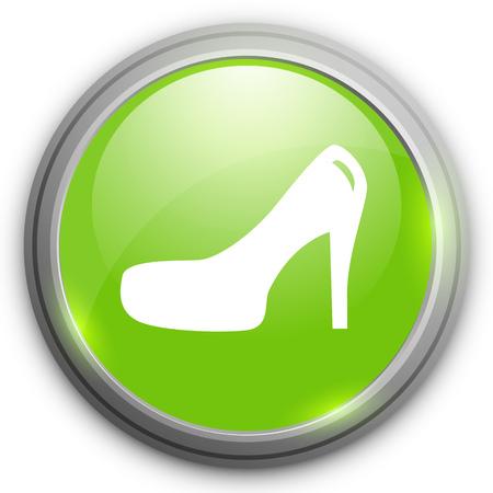high heeled: high heeled icon