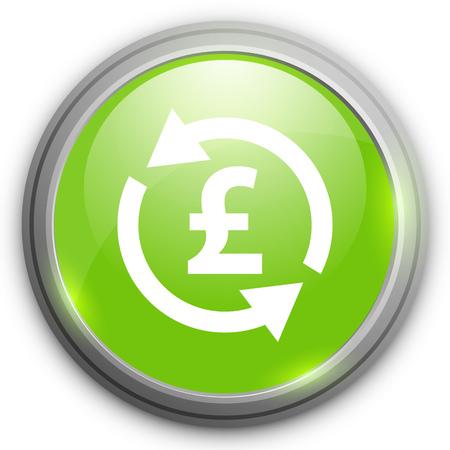 gbp: Pound sign icon. gbp symbol. Money concept