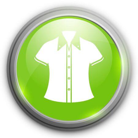office wear: shirt icon