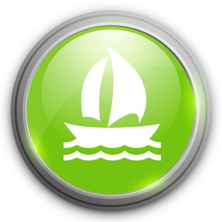 sail boat: sail boat  icon