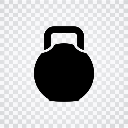 lifting weight  icon Stock Vector - 81206200