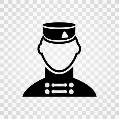 bellboy  icon Illusztráció