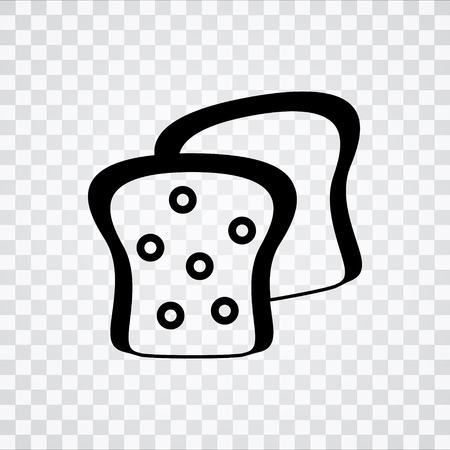 toasted: toast  icon