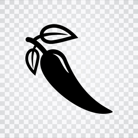 pepper icon Illustration