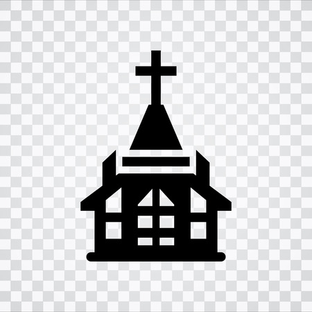 kerk pictogram