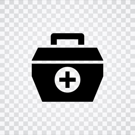 case: medical case icon Illustration