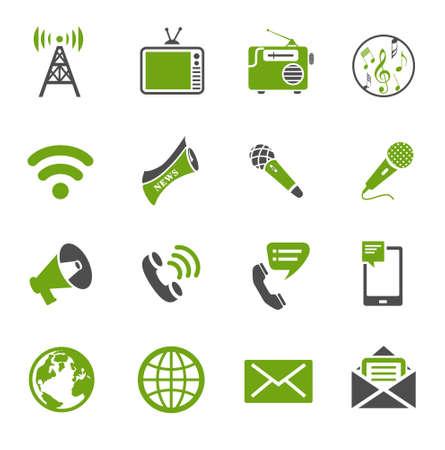Media Icons 向量圖像