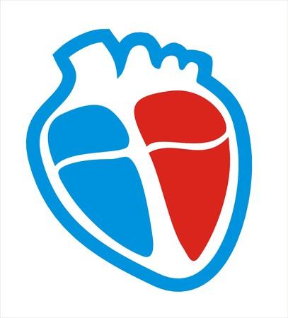 surgery heart Vectores