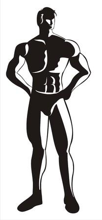 icône de l'athlète