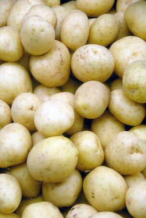 potatos: White Potatos