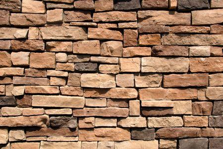 石造り壁のファサード