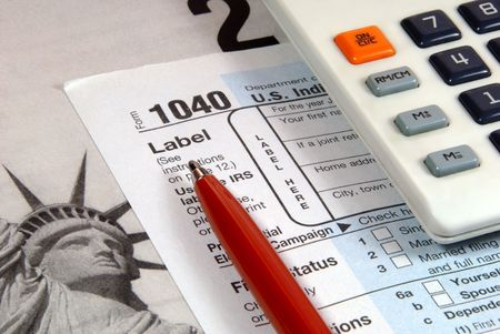 Tax Time and General Business Symbols