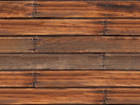 風化、高齢者、汚れた、シームレスな木の板の背景、再現性のあるタイル。 写真素材