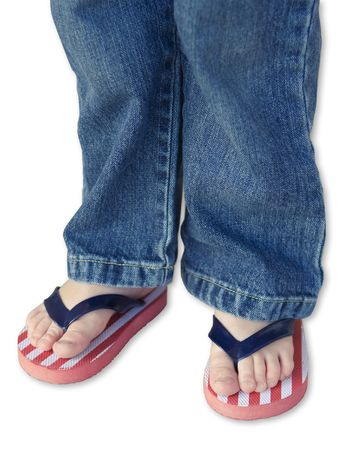 Little American Feet