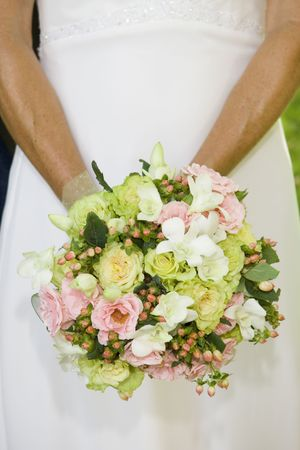 Bride's Flowers Stock Photo - 3526286
